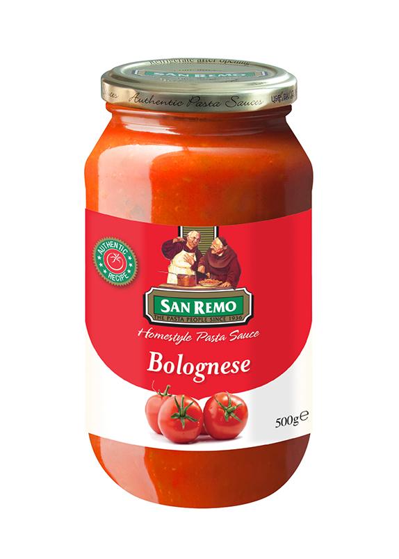 Sốt mì Ý  vị thịt bò Bolognese San Remo