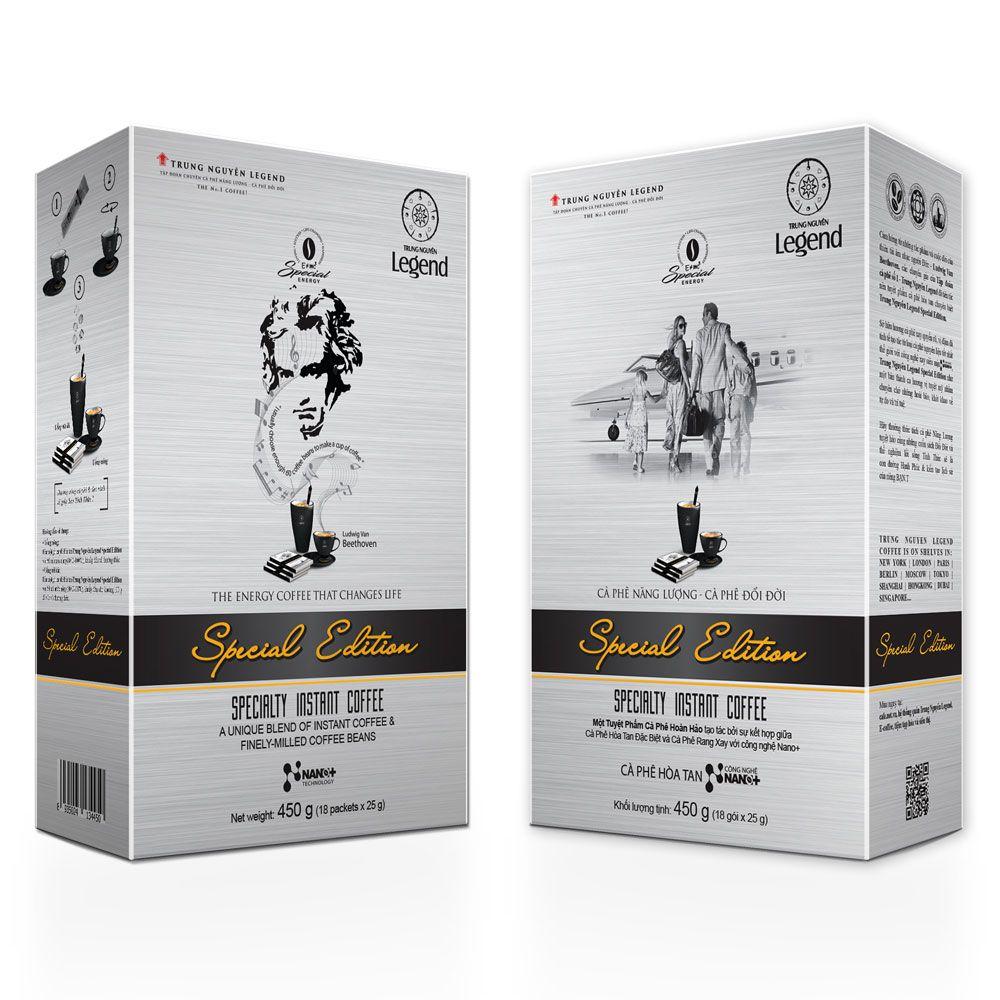 Trung Nguyên Legend Spencial Edition - Hộp 9 gói x 25g