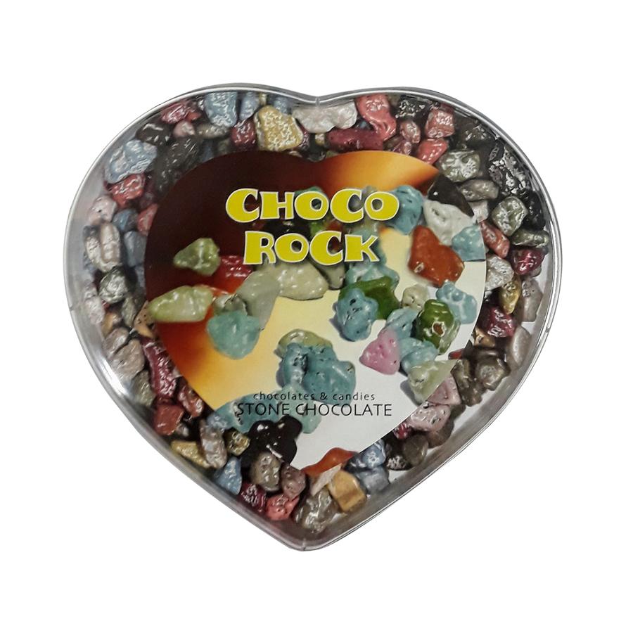 Kẹo socola đá trái tim 250g