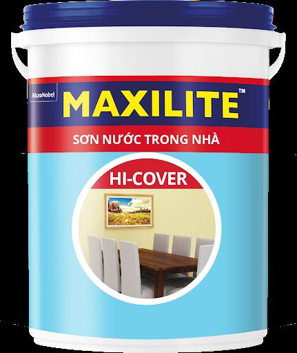 Sơn Nước Trong Nhà Maxilite Hi-Cover